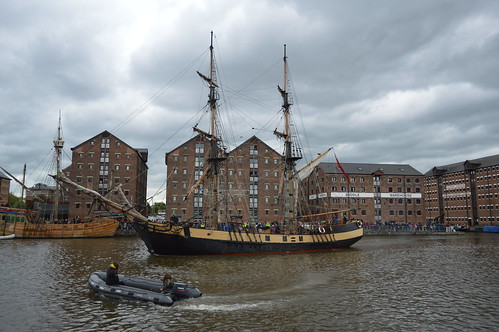 The Tall Ships, Gloucester Docks