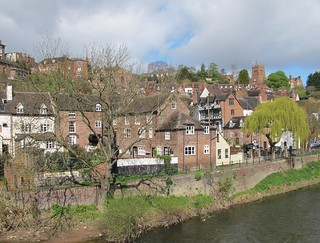 Bridgnorth on the River Severn - Shropshire