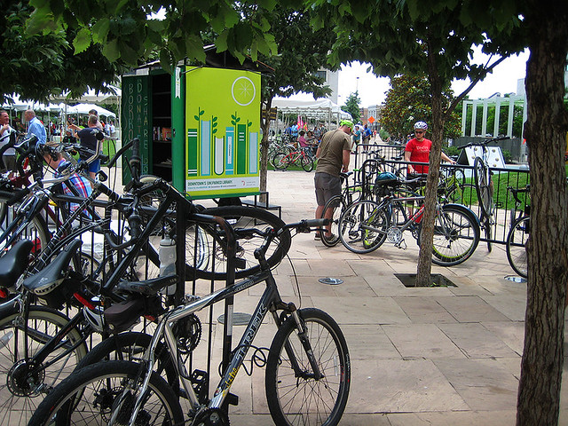 Full Bike Parking