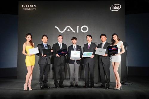 圖一:Sony 今日宣布推出 VAIO Duo、 VAIO Pro及VAIO Fit系列筆電,為2013 VAIO系列產品增添生力軍