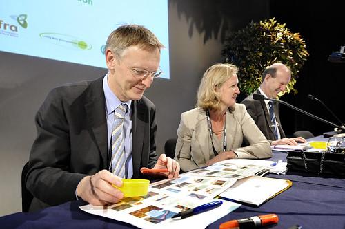 Janez Potocnik - Dr Linda Davies - Martin Brocklehurst