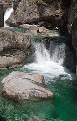 lower widgeon falls