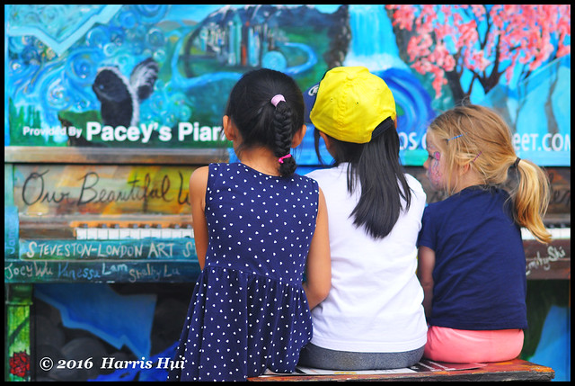 Let's Play Together - Richmond Maritime Festival N18013e