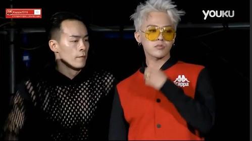 G-Dragon - Kappa 100th Anniversary Event - 26apr2016 - 517334523 - 01