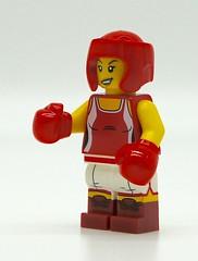 The Kickboxer