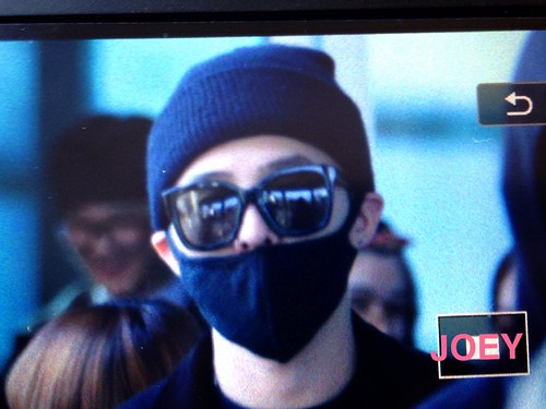 Big Bang - Incheon Airport - 10apr2015 - G-Dragon - Joey_GD - 02