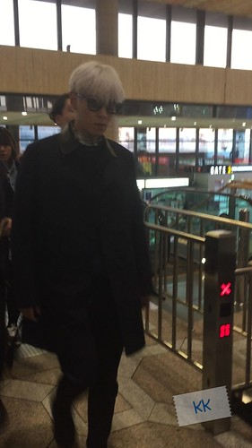 Big Bang - Gimpo Airport - 15jan2015 - TOP - KK_JIWON - 01