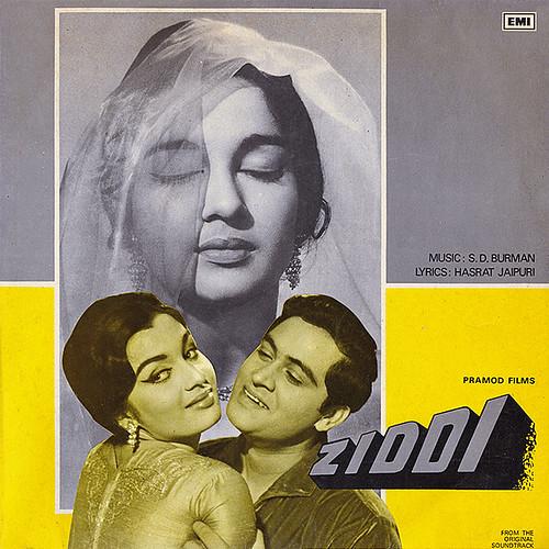S.D. Burman: Ziddi (1964)