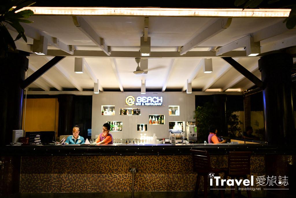 《苏美岛餐厅推荐》Kandaburi Resort Buffet Dinner 浪漫自助餐厅,夜晚迎月光与动人音乐。