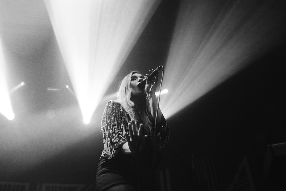 VÉRITÉ @ Webster Hall, NYC (10/12/16)