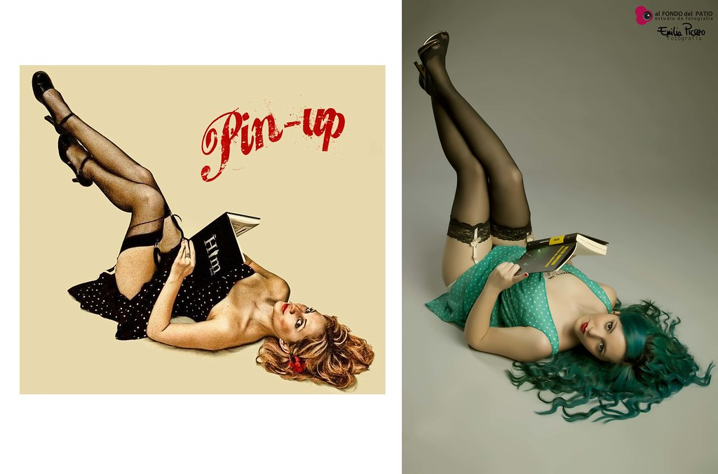 Pin-up: Book