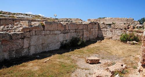 Vouni Sarayı Kalıntıları