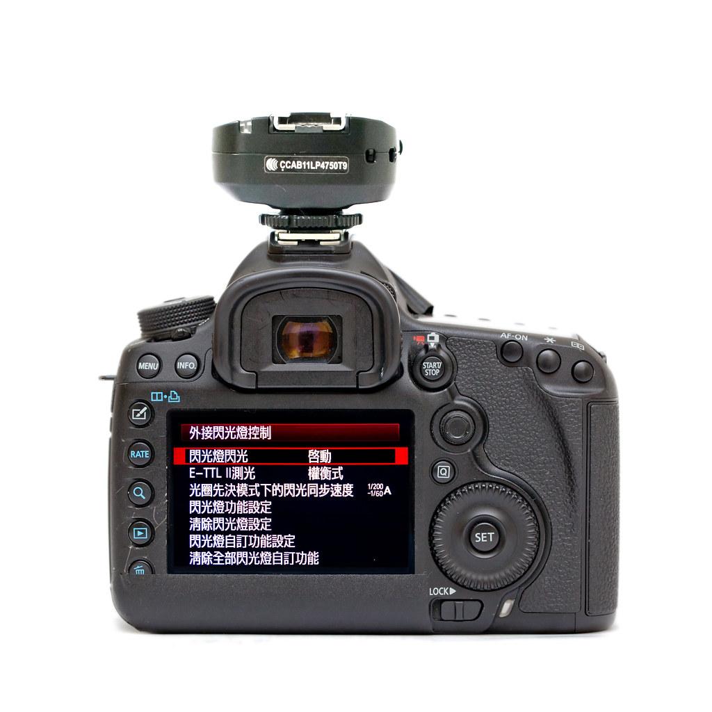 Canon 閃燈設定不閃單純做對焦輔助使用 @3C 達人廖阿輝
