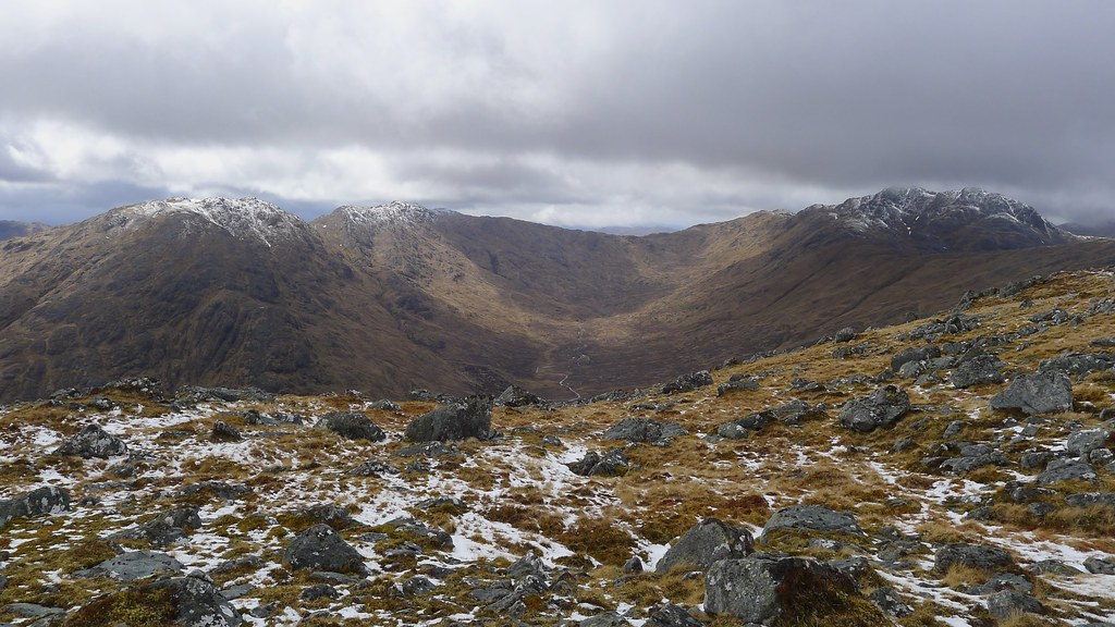 Head of Cona Glen