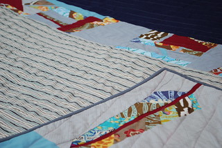 Feather Bed Quilt (binding)