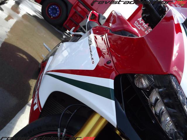 Prueba Ducati Estoril 2013