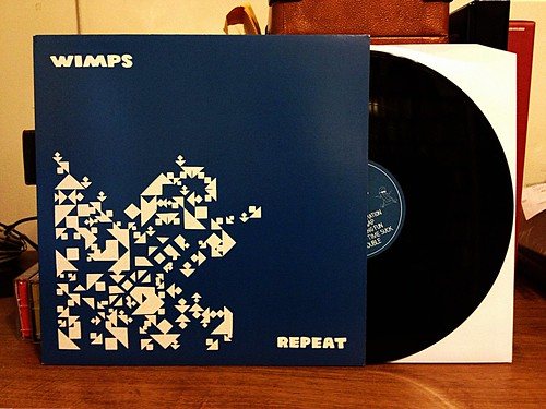Wimps - Repeat LP (/300) by Tim PopKid