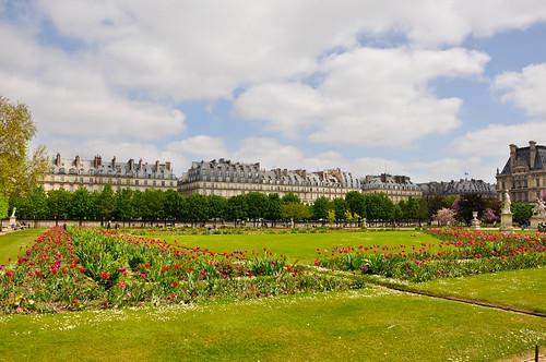 Jardin de Tullerias