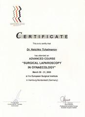 surgical-laparoscopy-certificate