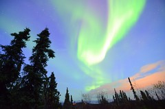 851-Aurora Borealis Northern Lights from Lodge near Fairbanks 1 Sep 28, 2011 1-11 AM 1600x1060