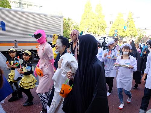 Kawasaki Halloween parade 2014 163