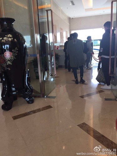 Big Bang - Fuzhou Airport - 29mar2015 - G-Dragon - Mily_玲 - 04