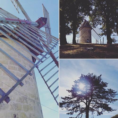 Moulin de Gorry #patrimoine #rural au petit matin ☀️😀❤️ à Grateloup ST Gayrand #valdegaronne #igersagen #igerslotetgaronne #lovaquitaine #jaimelafrance