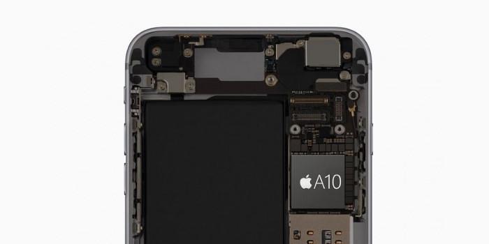 Espectacular el procesador A10 Fusion del iPhone 7 en los Benchmarks