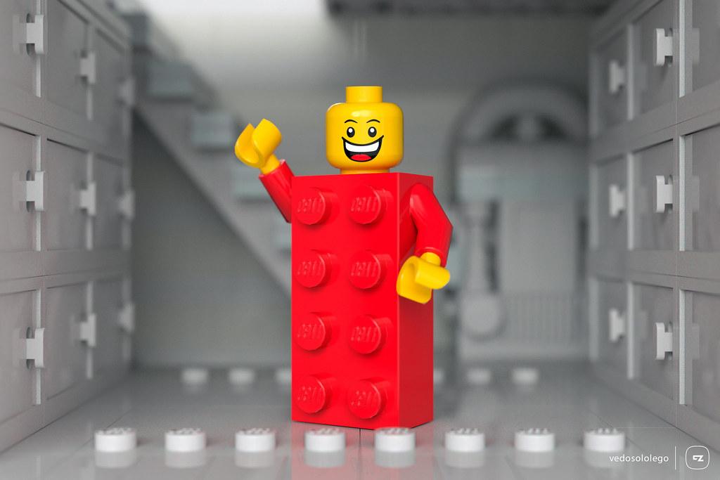 The AFOL Brick House - BrickMan teaser