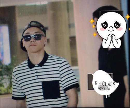 Big Bang - Incheon Airport - 01jun2016 - GDREIRA - 13