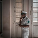 Sailor, Museum of the Revolution, Havana Cuba.jpg by photoanalysis