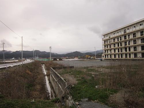 陸前高田市被災地⑨ by Poran111