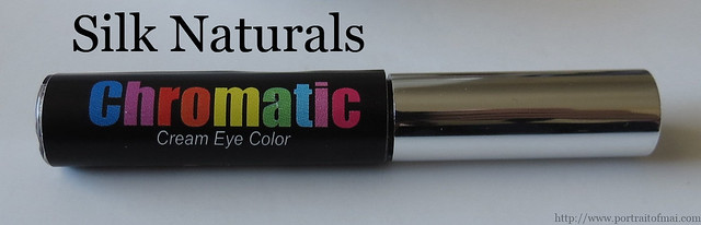 Silk Naturals Gotham Chromatic Cream Eye Color