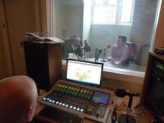 radio(0.0), studio(1.0), audio engineer(1.0), recording(1.0),