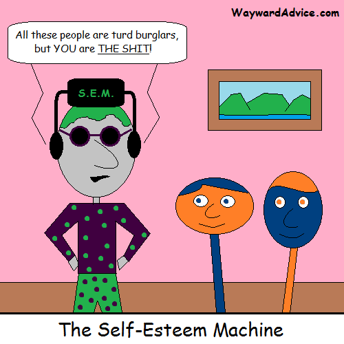Self-Esteem Machine