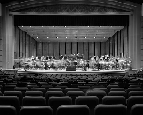Fort Smith Symphony, Saturday Rehearsal, Part 1