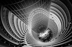 Grand Hyatt Spirals by hugociss