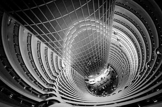 Grand Hyatt Spirals