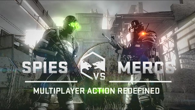 Spies vs Mercs