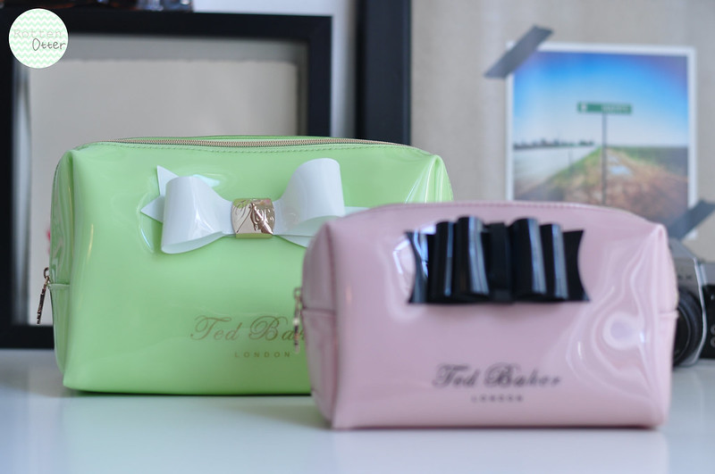 ted baker make up wash bag rottenotter rotten otter blog 2