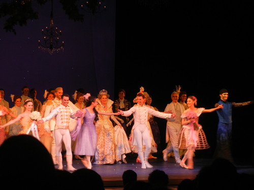 US Premiere of Cinderella by Christopher Wheeldon, San Francisco Ballet, 3 May 2013 - Curtain Calls _ DSCN6717