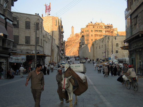 Foto de Alepo (Siria)