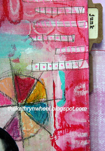 Junk Journal close-up