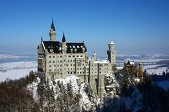 Castelo Neuschwanstain - Fussen - Alemanha