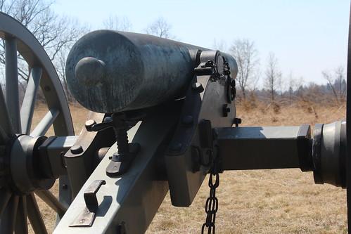 1ST Maryland battery 4 Napoleons