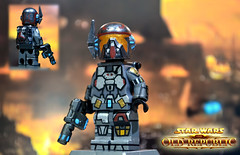 LEGO Star Wars : The Old Republic - Shae Vizla