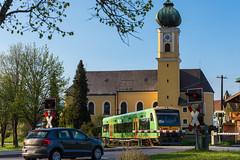 Waldbahn in Frauenau