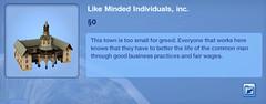 Like Minded Individuals, INC