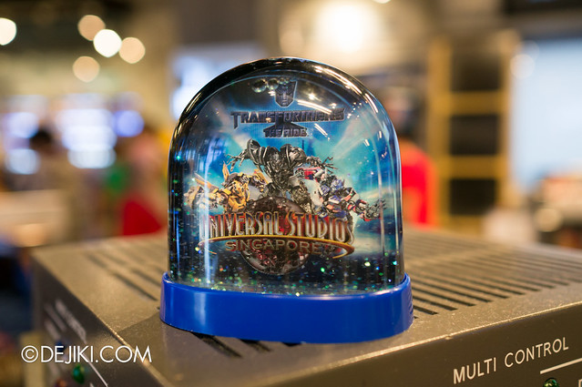 USS May Park Update - Transformers Globe