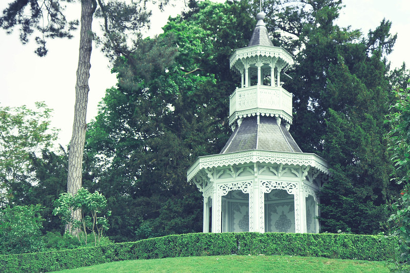 Chateau de bagatelle farfelue for Bagatelle jardin paris